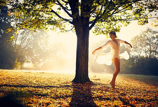 Kurz sebepoznávání skrze tanec a meditaci
